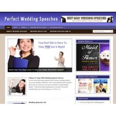 Wedding Niche Blog